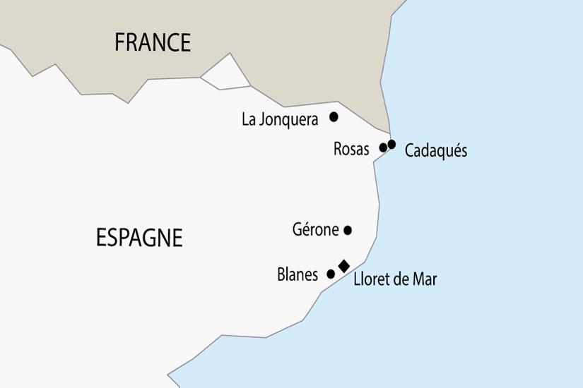 Voyage en autocar en Espagne : La Fête des Fleurs à Gérone, départ région Occitanie 3 jours ...