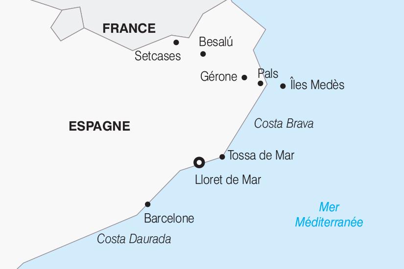 carte Espagne La Costa Brava 2019_292 408466