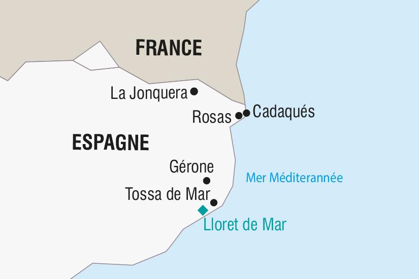 Voyage en autocar en Espagne : La Fête des Fleurs à Gérone - Départ Sud 3 jours - Salaün Holidays