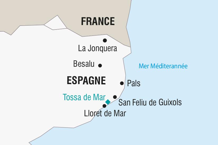 carte Espagne Le 17e Festival de Danse a Tossa de Mar SH SUD19 20_321 425807