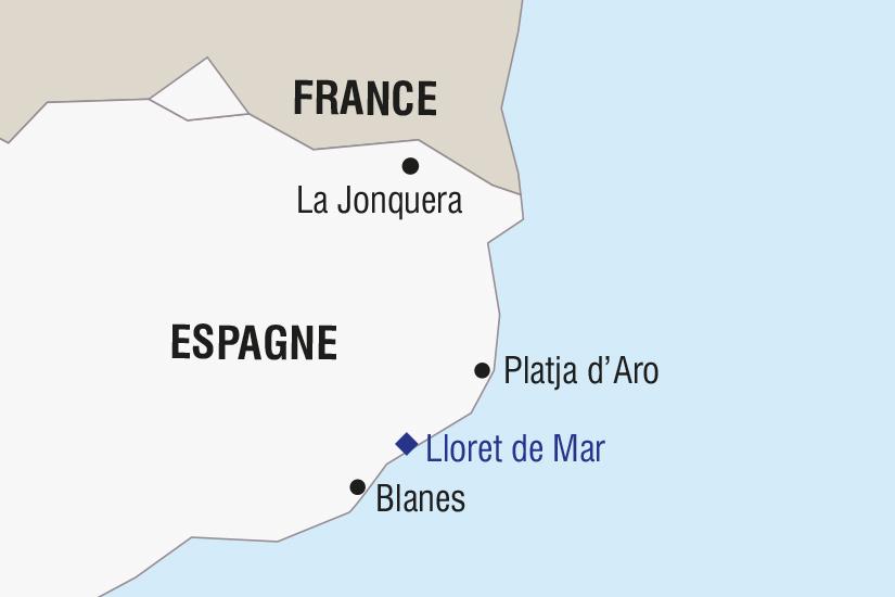 carte Espagne Les Carnavals Platja d Aro Lloret de Mar Blanes SH SUD19 20_321 469142