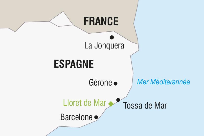 carte Espagne Lloret de Mar SH SUD19 20_321 230040