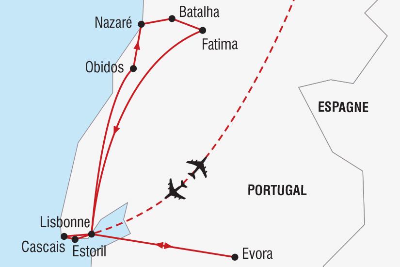 carte Espagne Saint Sylvestre a Lisbonne_306 245856