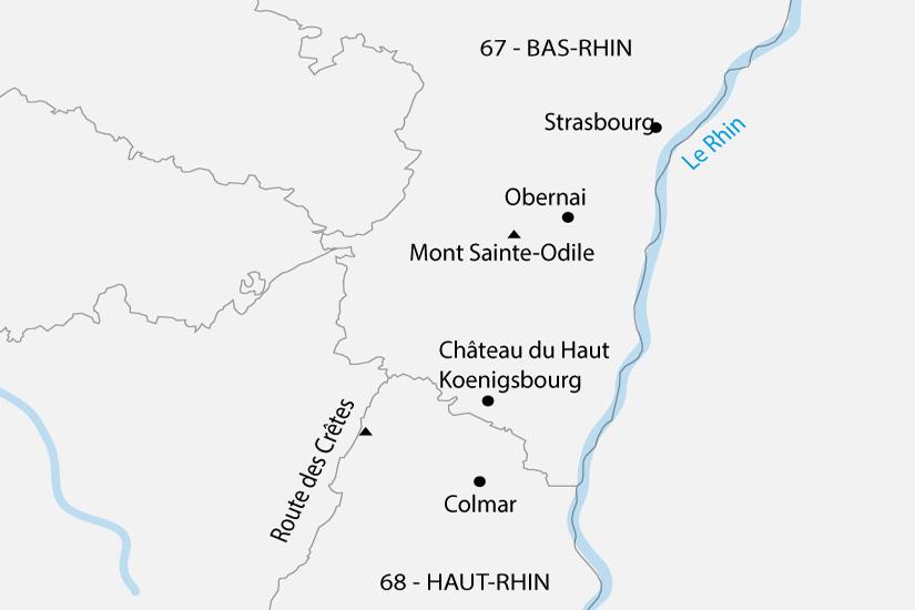 carte France Alsace depart sud 2019_297 812733
