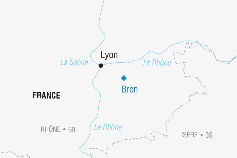 carte France La Fete des Lumieres a Lyon_306 225929