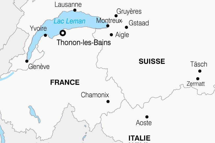 Le Léman et la Magie des Alpes - 1