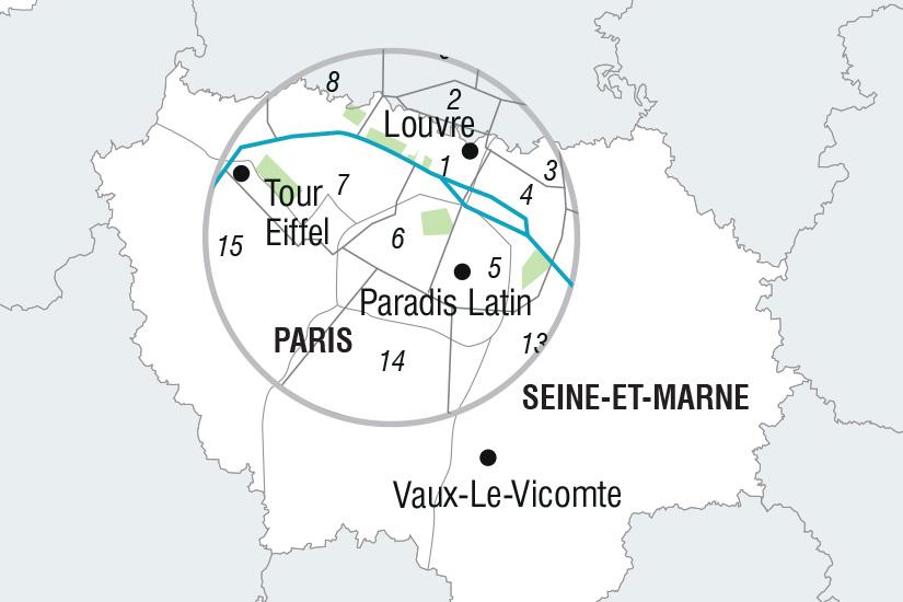 carte France Magie de Noel a Vaux le Vicomte_306 399542