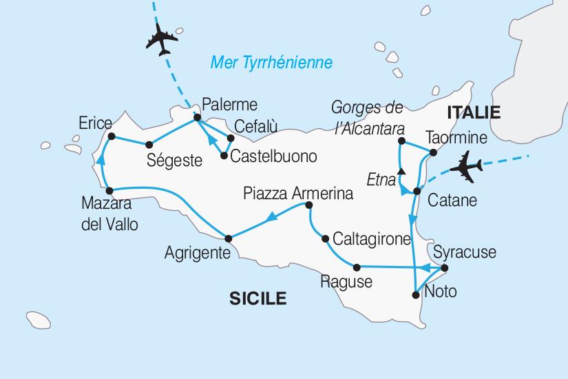 Image Sicile Vulcano Carte Italie La Au Carrefour Des Civilisations 2019 292 502998