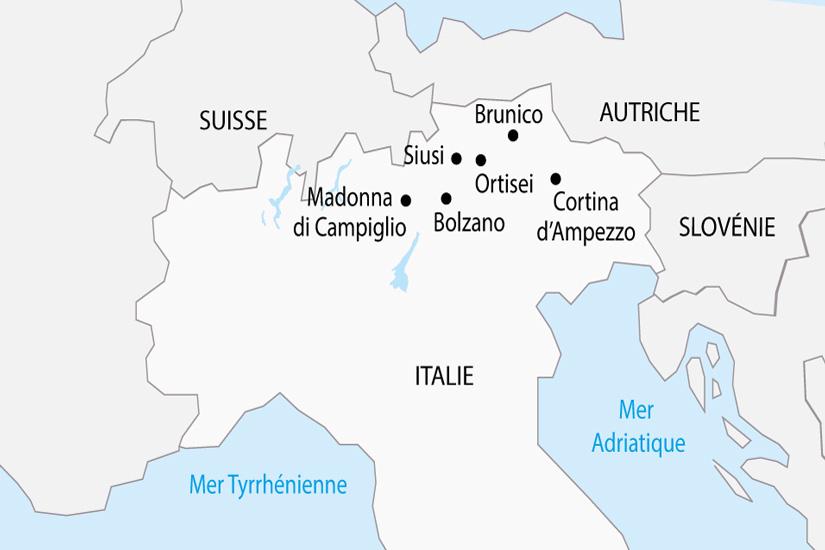 carte Italie Les Dolomites depart sud 2019_297 223125