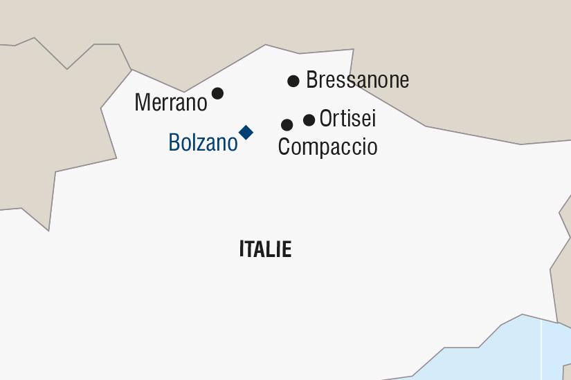 carte Italie Les Marches de Noel dans les Dolomites SH SUD19 20_321 304374