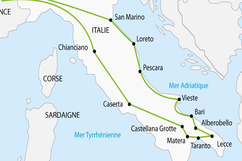 carte Italie Les Pouilles depart sud 2019_297 501421