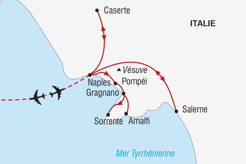 carte Italie Nouvel An Naples_348 560180
