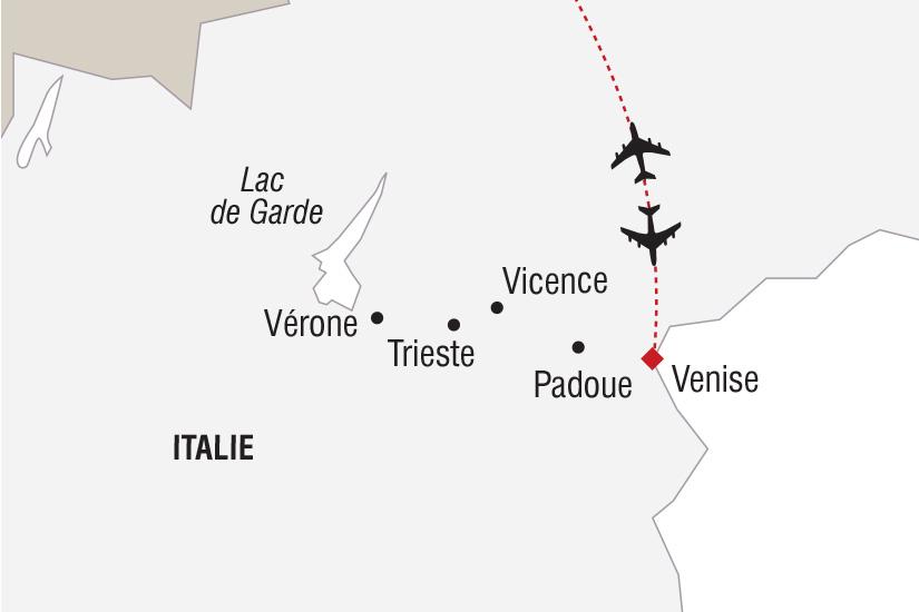carte Italie Nouvel An en Venetie_306 637929