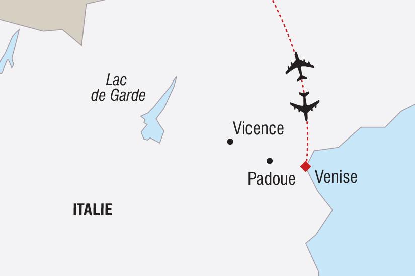 carte Italie Nouvel An en Venetie_348 234111