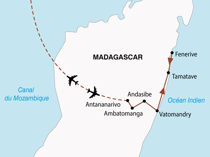 carte Madagascar Mada Autrement 120129