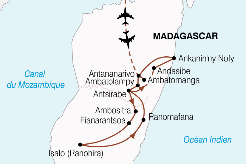carte Madagascar Panorama Malgaches 640804