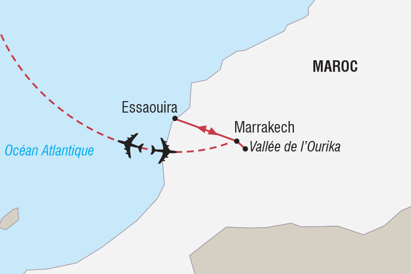carte Maroc Reveillon de la Saint Sylvestre a Marrakech_306 628767