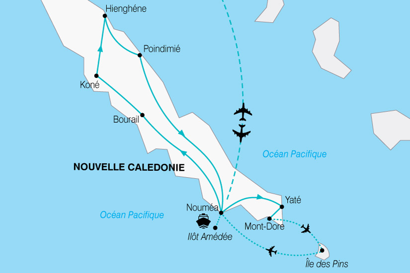 carte NOUMEA Terre Du BoutDu Monde 270829