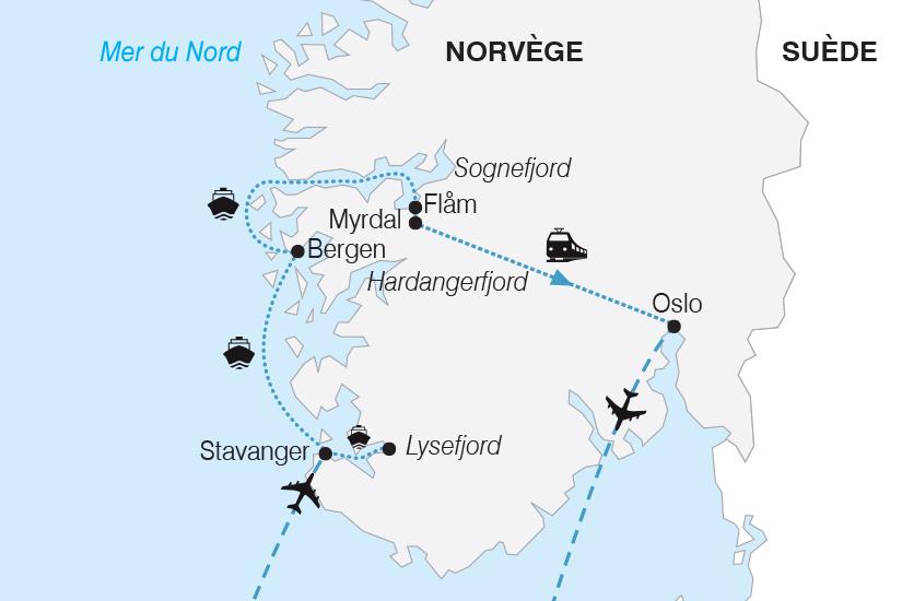 carte Norvege a couper le souffle SH20_339 427268