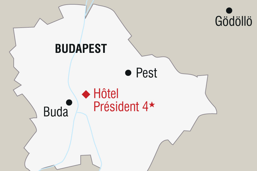 carte Nouvel An Budapest 342679