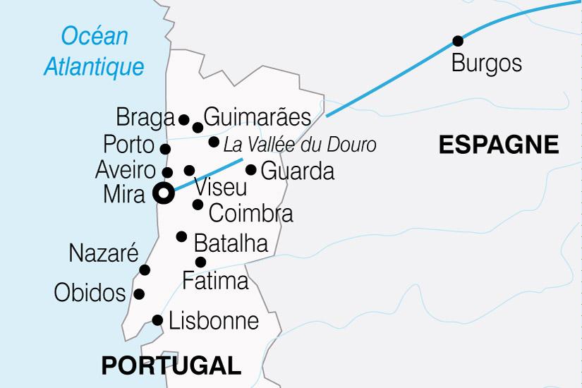 carte Portugal Decouverte 205812