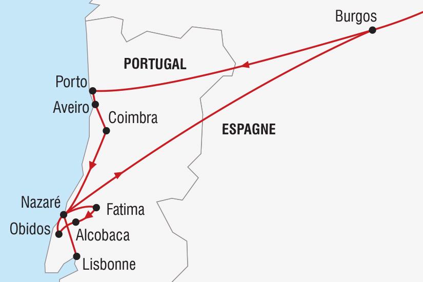 carte Portugal Nouvel An au Portugal_306 518779