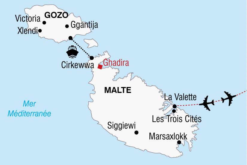 carte Reveillon An Malte 611784