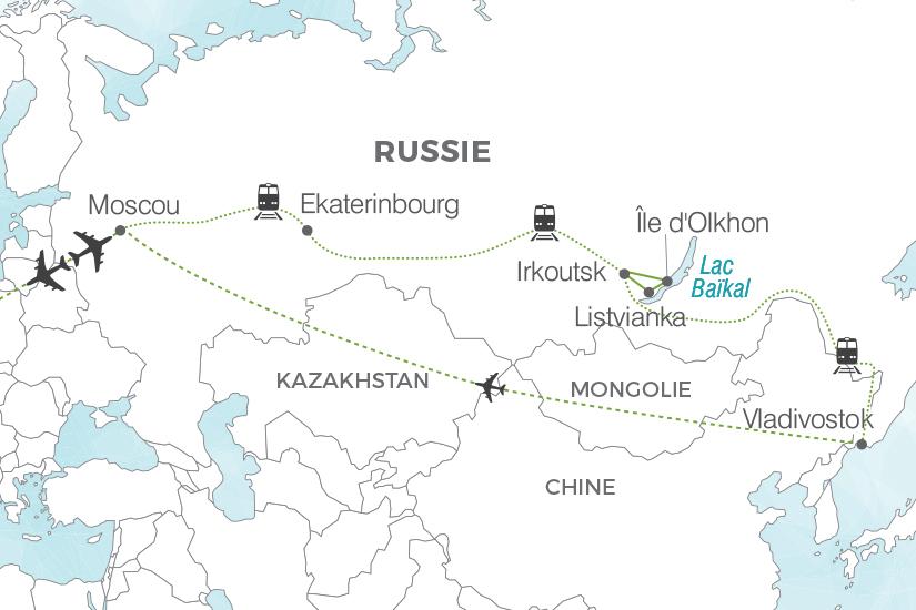 carte Russie Voyage dans le train de toutes les Russies et Vladivostok Pouchkine Tours 19_286 605085