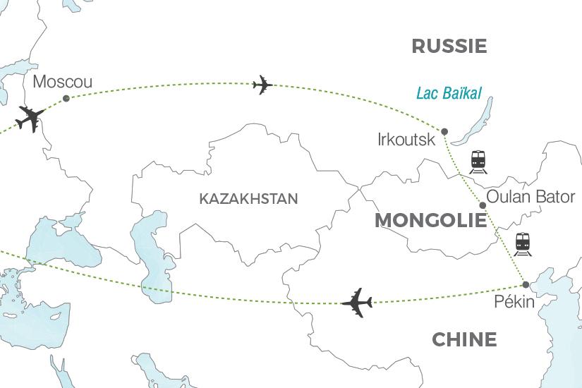 carte Russie Voyage dans le train des steppes Pouchkine Tours 19_286 392647