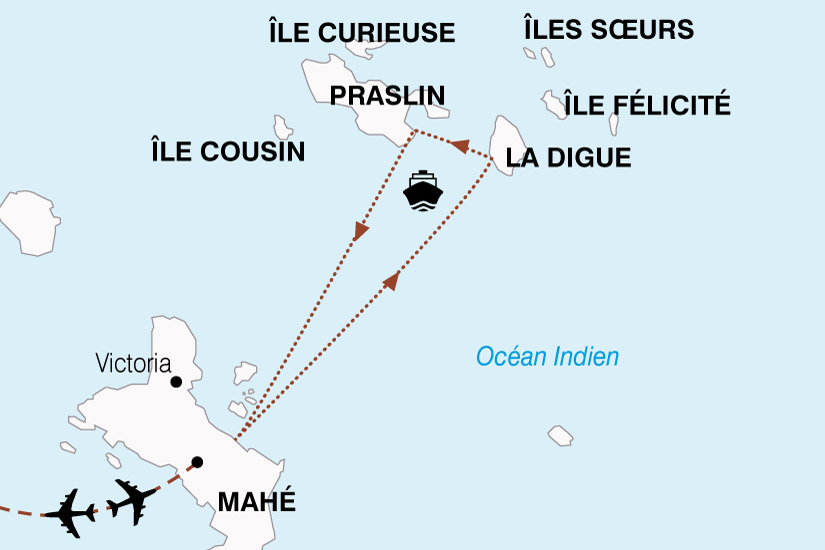 carte Seychelles Magies 388906