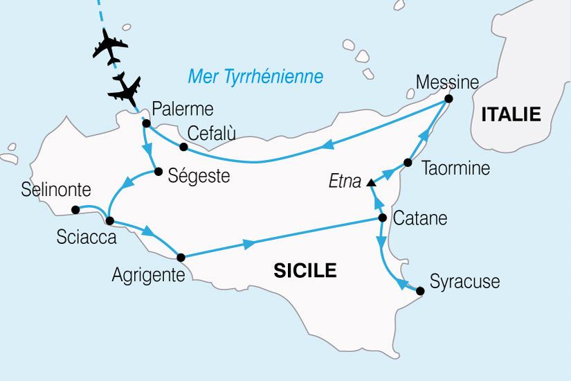 Circuit Italie - Sicile   L Essentiel de la Sicile 8 jours - Salaün ... 6c8c87e56d1