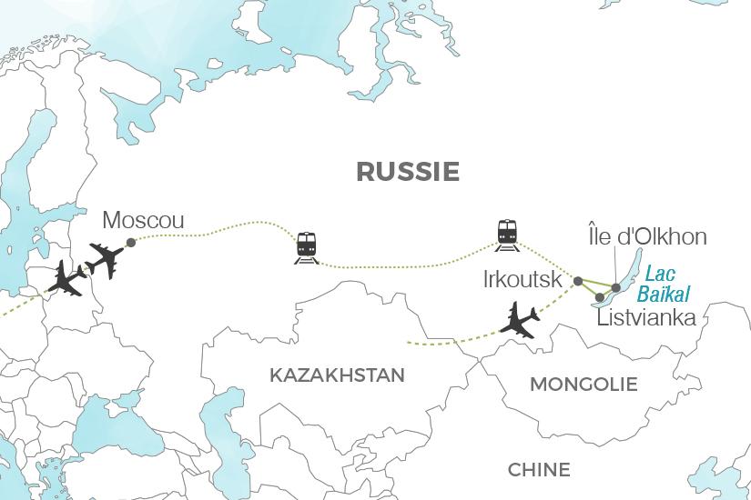 carte Transsiberien Voyage dans le train de toutes les Russies Pouchkine Tours 20_340 707610