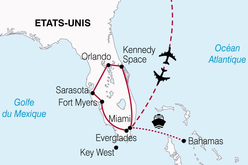Circuit Bahamas Etats Unis La Floride Et Les Bahamas 9