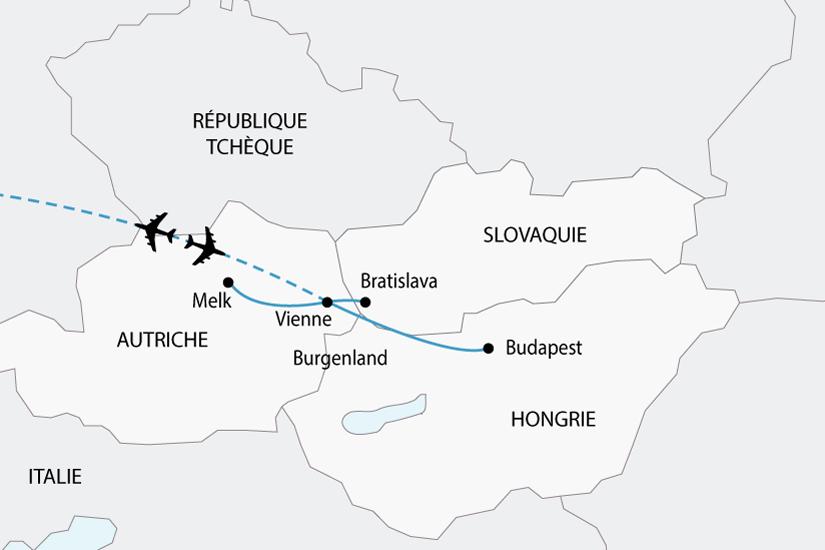 carte autriche vienne imperiale sh 2018_236 323900