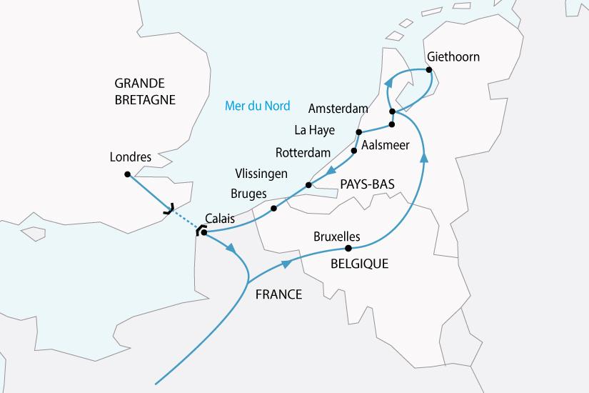 carte belgique hollande londres sh 2018_236 445308
