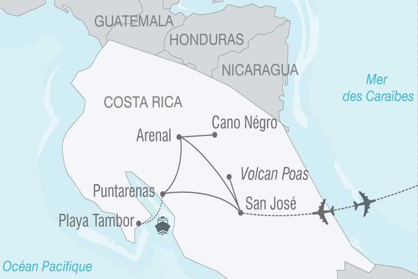 carte guatemala honduras tresors  nthiver 269468