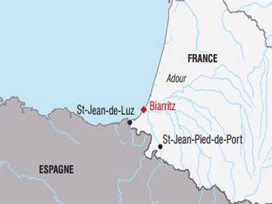 carte image France nouvel an au pays basque 336392