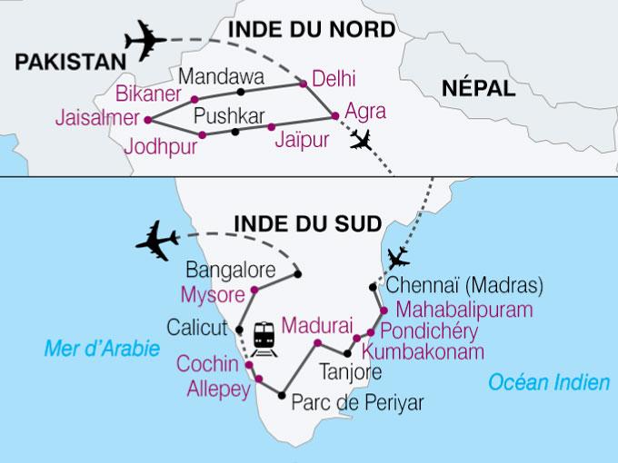 voyage-en-inde-du-sud-et-du-nord