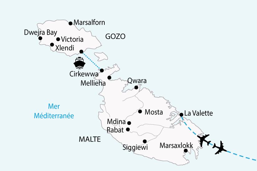 carte malte iIe chevaliers sh 2018_236 881436