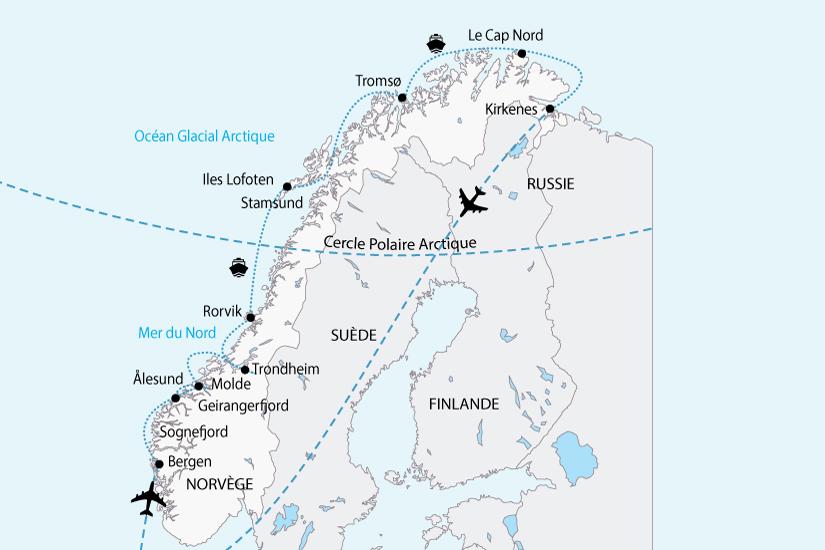 carte norvege les plus beau littoral sh 2018_236 142723