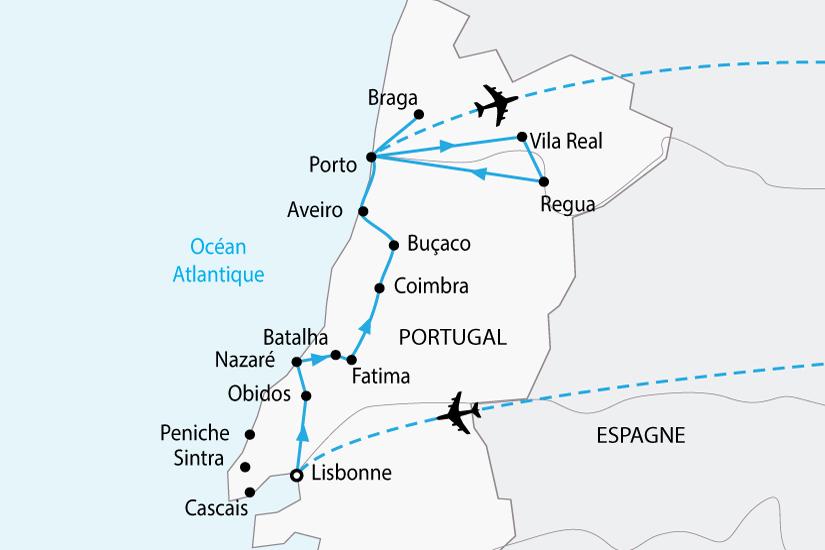 carte portugal autotour sh 2018_236 469729