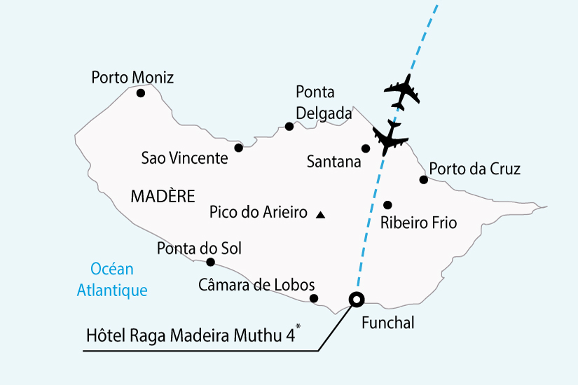 carte portugal madere hotel raga sh 2018_236 634171