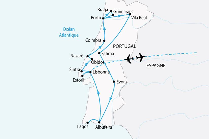 carte portugal nord sud sh 2018_236 402870