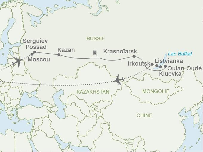 carte pouchkine hiver Transsiberien Toutes les Russies 582036