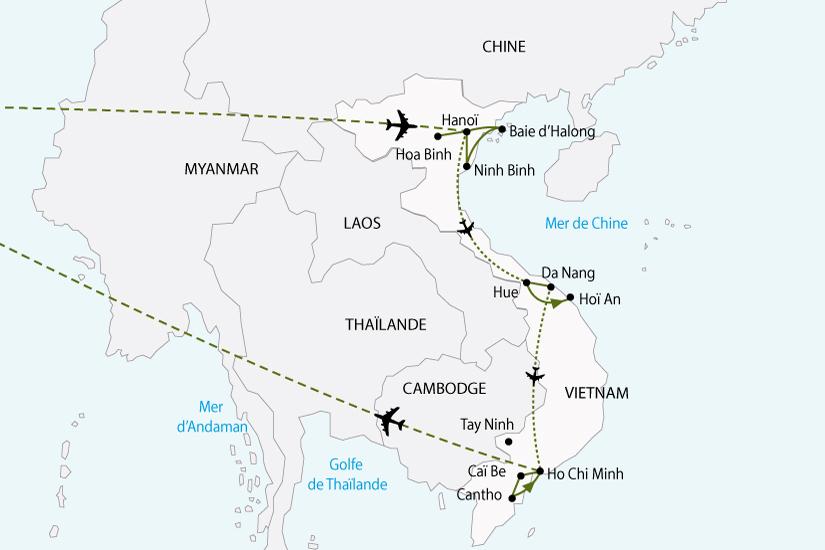 carte vietnam essentiel sh 2018_236 288829