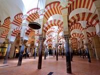 esapgne cordoue mosquee