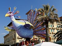 italie viareggio carnaval