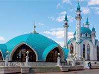 kazan mosquee qolsarif