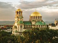 bulgarie sofia cathedrale nevsky