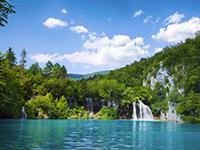 croatie plitvice lac parc